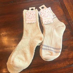 Free People NWT 2 pair of socks